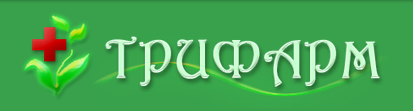 логотип компании Трифарм